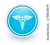 emergency icon | Shutterstock . vector #175853879