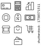 commerce icon sets that can be ...