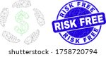 web carcass dollar care hands... | Shutterstock .eps vector #1758720794