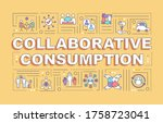 collaborative consumption word...
