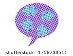 Retro Dots Spots Communication...