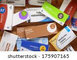 bracknell  england   february... | Shutterstock . vector #175907165