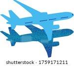 imaginary illustration of... | Shutterstock .eps vector #1759171211