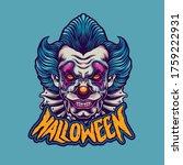 halloween  character... | Shutterstock .eps vector #1759222931