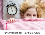 time to wake up | Shutterstock . vector #175937309