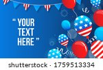 american 4th of july... | Shutterstock .eps vector #1759513334