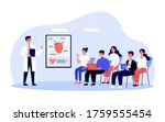 medical college students... | Shutterstock .eps vector #1759555454