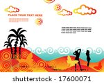 holiday background | Shutterstock .eps vector #17600071