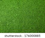 green grass texture background. ... | Shutterstock . vector #176000885