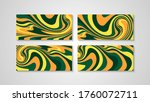 colorful swirling painting...   Shutterstock .eps vector #1760072711