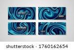 swirling painting background....   Shutterstock .eps vector #1760162654
