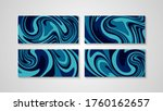 swirling painting background....   Shutterstock .eps vector #1760162657