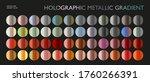 metal gradient. color medals... | Shutterstock .eps vector #1760266391