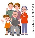 family | Shutterstock . vector #176039951