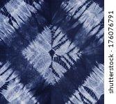 material dyed batik | Shutterstock . vector #176076791