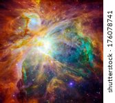 The Cosmic Cloud Orion Nebula ...