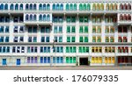 Colourful Window Shutters  Of...