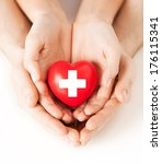family health  charity and... | Shutterstock . vector #176115341