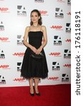 """Small photo of LOS ANGELES - FEB 10: Winona Ryder at the AARP """"Movies for Grownups"""" Awards at Beverly Wilshire Hotel on February 10, 2014 in Los Angeles, CA"""