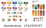 fashion color trend spring and...   Shutterstock .eps vector #1761555197
