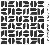 vector seamless geometric...   Shutterstock .eps vector #1761929117