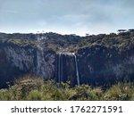 Waterfall At Itaimbezinho...