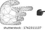 web carcass right index finger... | Shutterstock .eps vector #1762311137