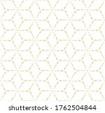 continuous vintage vector... | Shutterstock .eps vector #1762504844