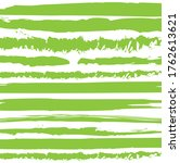 abstract colorful green  paint... | Shutterstock .eps vector #1762613621