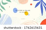 abstract creative universal... | Shutterstock .eps vector #1762615631