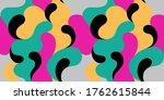 modern vector pattern with... | Shutterstock .eps vector #1762615844
