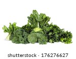 Variety Of Leafy Green...