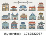 Vector Set With Isolated Cozy...