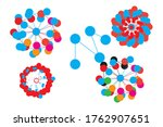 abstract colorful  background... | Shutterstock . vector #1762907651