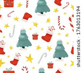 Christmas Tree  Candy Canes An...
