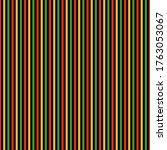 kwanzaa seamless pattern  ... | Shutterstock . vector #1763053067