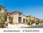 Image Of A Residential Area In ...