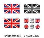 uk. vector format | Shutterstock .eps vector #176350301