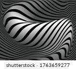 the moving black background...   Shutterstock .eps vector #1763659277