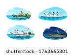 Boat Types For Activity Semi...
