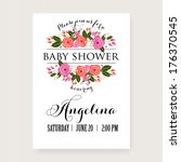 Baby Shower Invitation Card...