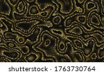 yellow repeated artistic... | Shutterstock .eps vector #1763730764