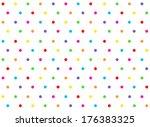 polka dots | Shutterstock . vector #176383325
