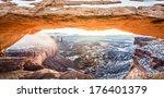 mesa arch | Shutterstock . vector #176401379