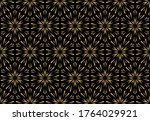 abstract geometric pattern with ...   Shutterstock . vector #1764029921
