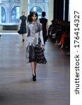 new york  ny   february 09  a... | Shutterstock . vector #176414327