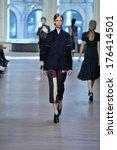 new york  ny   february 09  a... | Shutterstock . vector #176414501