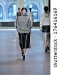 new york  ny   february 09  a... | Shutterstock . vector #176416169