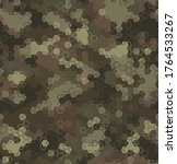 Texture Military Olive And Tan...
