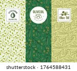 elegant set of design elements  ... | Shutterstock .eps vector #1764588431